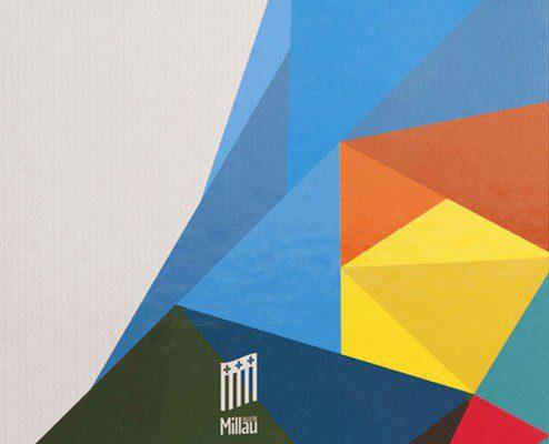 Conception graphique du livret d'accueil de la Ville de Millau